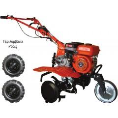 Καλλιεργητής / φρέζα / σκαπτικό κήπου MB6000 Κίνας με κινητήρα κίνας