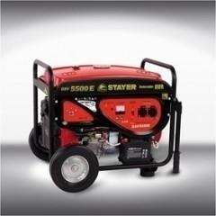 Stayer GAV5500E Γεννήτρια Βενζίνης AVR 7 KVA