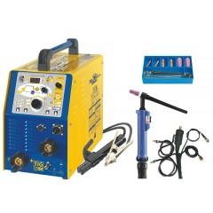 Ηλεκτροκόλληση Παλμική GYS TIG 207 DC/AC HF
