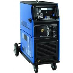 Ηλεκτροκόλληση σύρματος MIG AWELCO UNIMIG 252 25-250A (με αέριο και με επενδυμένο σύρμα χωρίς αέριο)  230/400V