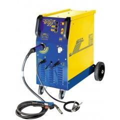 Ηλεκτροκόλληση σύρματος MIG GYS Monomig 165/4  (με αέριο ή με επενδυμένο σύρμα χωρίς αέριο) AC