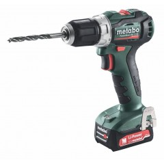 Metabo PowerMaxx BS 12 BL Δραπανοκατσάβιδο Μπαταρίας 12V [max] [10.8V nominal] 6.01038.50