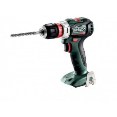 METABO - PowerMaxx BS 12 BL Q Δραπανοκατσάβιδο Μπαταρίας 12V Solo 6.01039.89