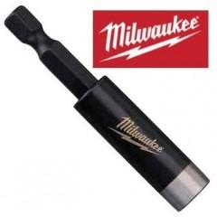 "Milwaukee 4932352406 1/4"" Κρουστίκο adaptor για μύτες"
