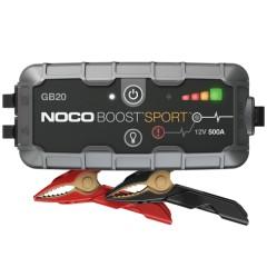 Εκκινητής Κινητήρων λιθίου NOCO Boost GB20 Sport UltraSafe 500A