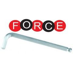 FORCE κλειδιά allen μπίλιας μακριά Cr-Mv 7650127L