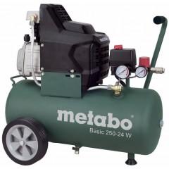Metabo Αεροσυμπιεστής Basic 250-24 W [6.01533.00]