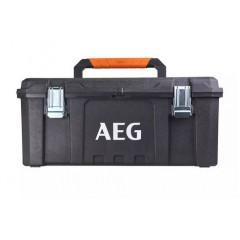 AEG 26TB Εργαλειοθήκη 37 λίτρων από  Πολυπροπυλένιο
