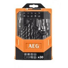 AEG AAKDD30 Μικτό κιτ διάτρησης και οδήγησης 4932472023