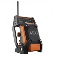 AEG BR 1218C-0  18Volt Εργοταξιακό Ραδιόφωνο Μπαταρίας