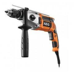AEG SB2E 1100 RV Κρουστικό Δράπανο 2 Ταχυτήτων με ρυθμιζόμενη ταχύτητα