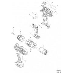 Ανάλυση εργαλείου MAKITA HP331D