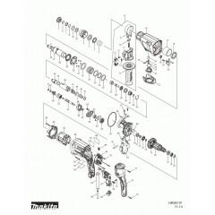 Ανάλυση εργαλείου MAKITA HR2611