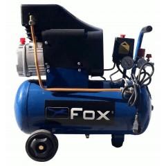 FOX FL25/2 Αεροσυμπιεστής μονομπλόκ 25lt - 2 HP