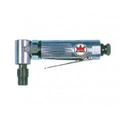 KING 90117 Αερότροχος γωνιακός Flexible 6mm