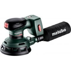 Metabo 6.00146.85 18 Volt Τριβείο Χούφτας Μπαταρίας SXA 18 LTX 125 BL με 125 mm πέλμα λείανσης