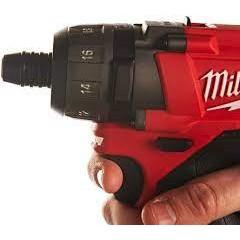Milwaukee 4933440450 M12CD-0 Κατσαβίδι 2 ταχυτήτων χωρίς μπαταρία/φορτιστή