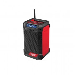 Milwaukee 4933472114 M12 RCDAB+-0 RADIO CHARGER DAB+ χωρίς μπαταρία/φορτιστή