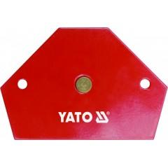 YATO YT-0866  Μαγνητική Μικρή Πολύ Γωνία Ηλεκτροκόλλησης