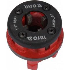 "YATO-YT2918  1/2"" ιντζας Κουκουνάρα Υδραυλικών για φιλιέρα"