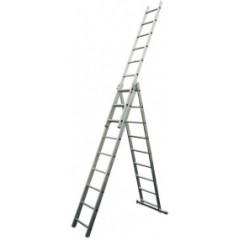 Σκάλα αλουμινίου οικιακή