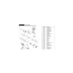 Ανάλυση εργαλείου MAKITA BTD146