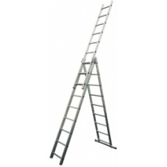 Σκάλες ξύλινες βαρέως τύπου