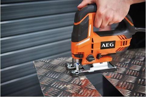 AEG STEP 100 X Ηλεκτρονική Σέγα
