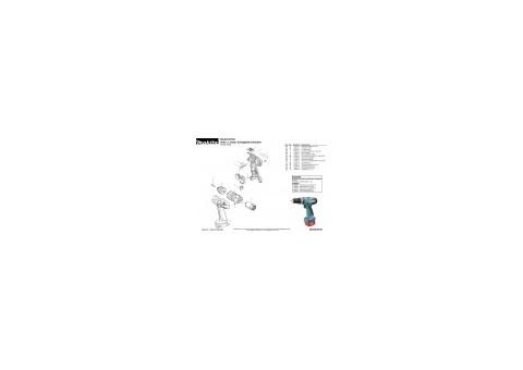 Ανάλυση εργαελίου MAKITA 8271D