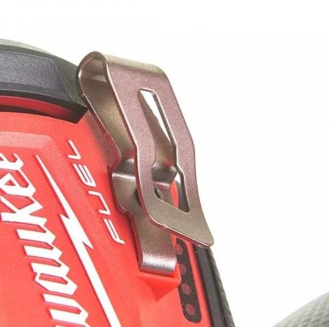 Milwaukee M12 FIWF12-422X 1/2'' μπουλουνόκλειδο (friction ring) με 2 μπαταρίες: μια 4.0Ah και μια 2.0Ah