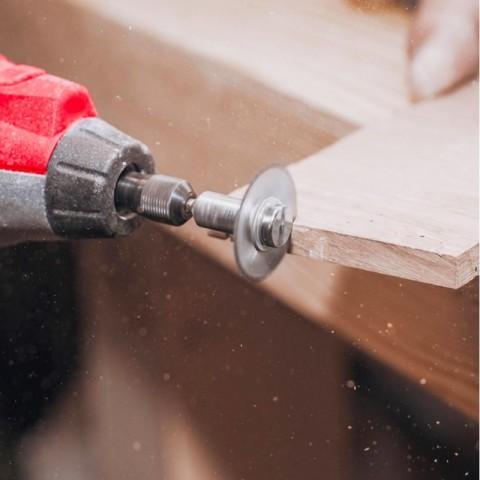 DEKTON DT80503 Σετ δίσκων κοπής ξύλου  περιστροφικών πολυεργαλείων 6 τεμαχίων