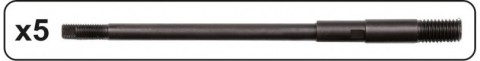 YATO YT-36119 Περτσιναδόρος περτσινιού πάσου 2 χεριών Μ5-Μ12